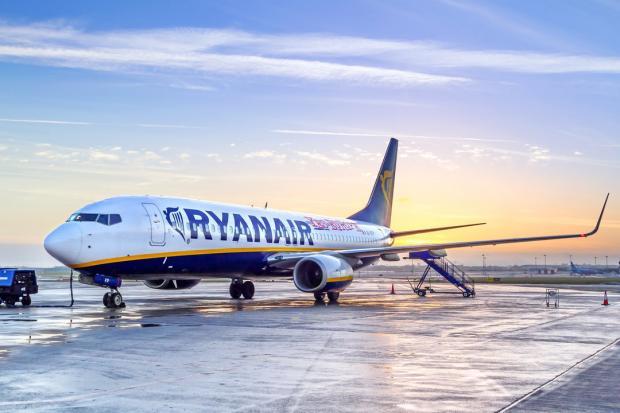 Берлин: Ryanair запустит рейс Киев