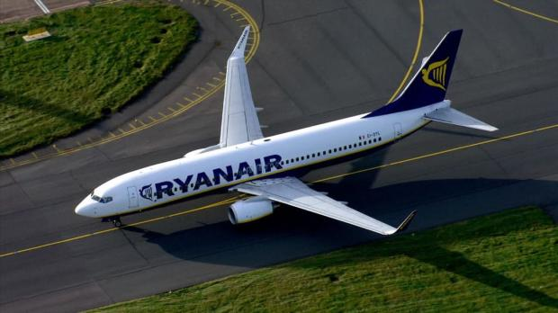 Ryanair начал торговать билеты нарейсы из столицы Украины вБерлин