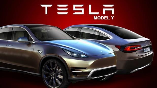 Илон Маск выпускает новый автомобиль: Tesla начнёт производство Model Y в ноябре 2019 года