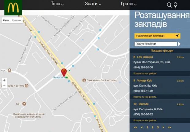 Мак карта
