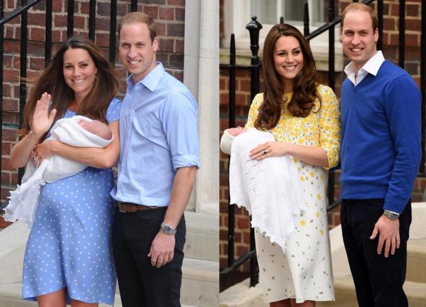 Кей Миддлтон и Принц Уильям продолжат 70-летнюю традицию после рождения третьего ребенка