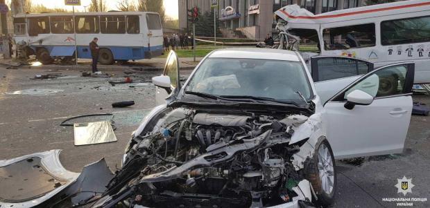 Страшная авария в Кривом Роге унесла жизни восьми человек: причины ДТП