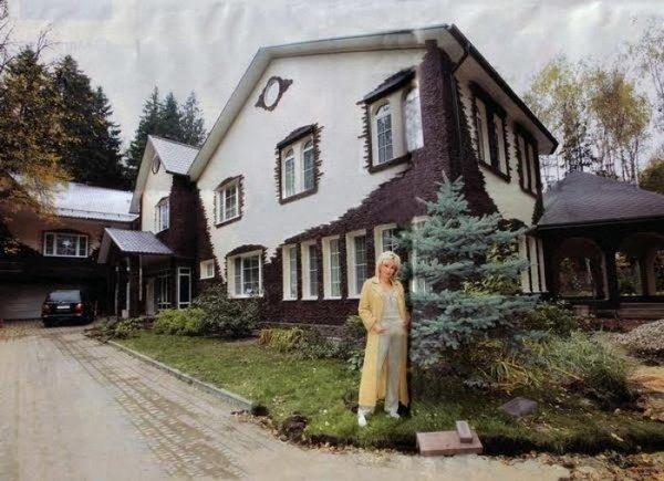 Ирина Аллегрова показала новый шикарный ремонт в своем загородном доме