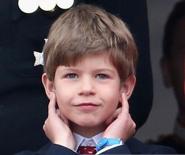 Самый младший внук Елизаветы II: что известно о 10-летнем Джеймсе виконте Северн
