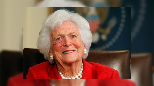 Экс-первая леди США Барбара Буш умерла после выписки из больницы