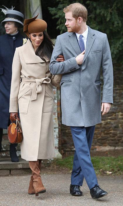 Кейт Миддлтон и Меган Маркл: как простые девушки впервые вошли в королевскую семью