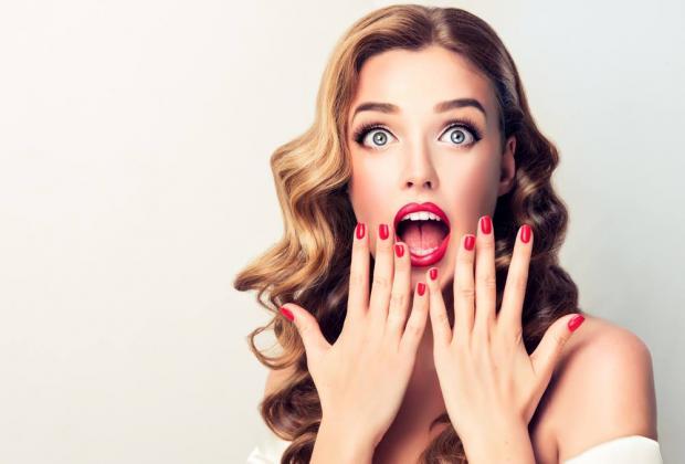 Узоры на ногтях: странный маникюр поражающий своей нелепостью