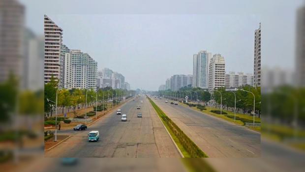 ВСеверной Корее упавший смоста автобус унёс жизни неменее 30 туристов