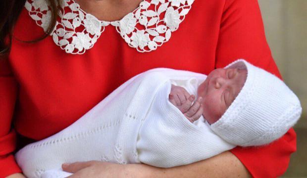 новорожденный кейт миддлтон