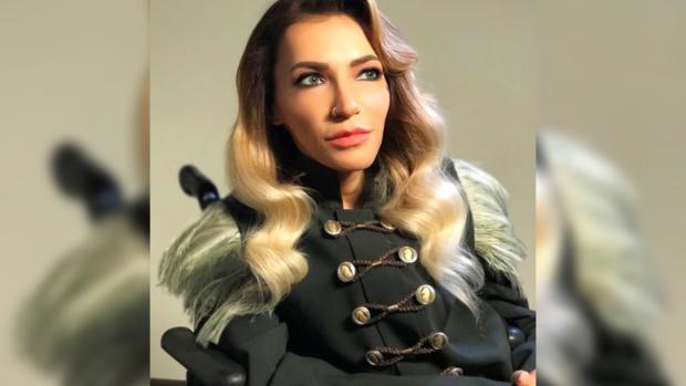 Самойлова отправилась вЛиссабон для участия в«Евровидении-2018»
