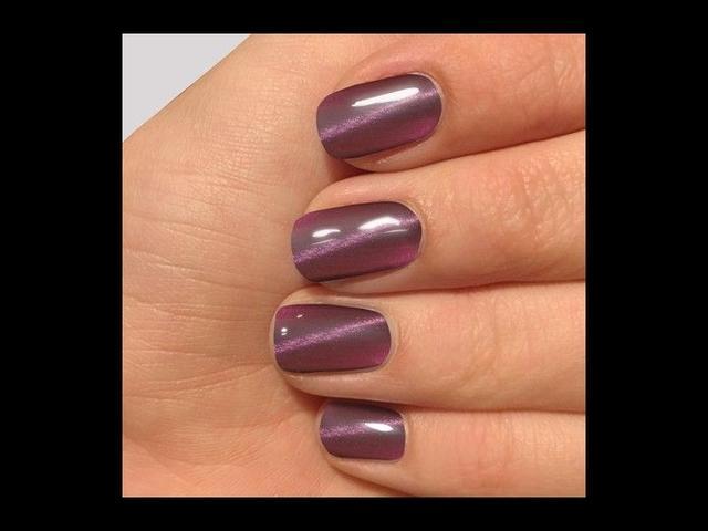 Самый Красивый Фиолетовый Маникюр