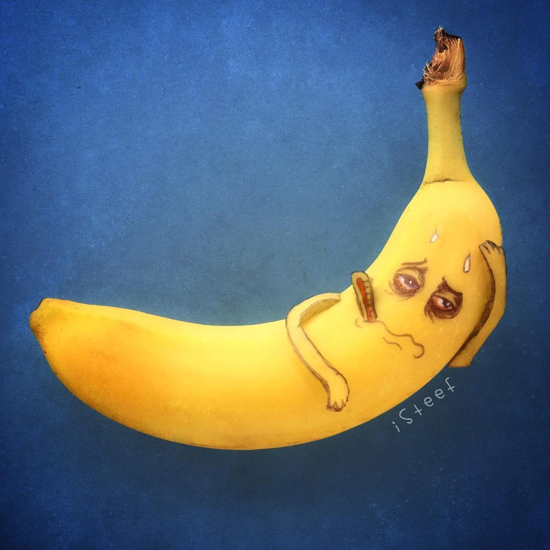 люблю бананы прикольные картинки привет присоединюсь
