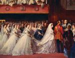 Принцесса Елена и Кристиан Шлезвиг-Гольштейнский – 5 июля 1866