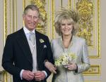 Принц Чарльз и Камилла Паркер-Боулз - 9 мая 2005