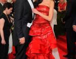 Джордж Клуни и Амал Клуни, 2015 год