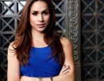 Наряды Меган Маркл на девушке с пышными формами: блогер повторяет образы стройной актрисы