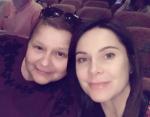 Гимнастка Лилия Подкопаева и ее мама