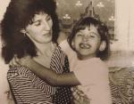 Певица Светлана Лобода с матерью