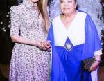 Актриса Ольга Сумская с мамой