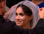 Королевская свадьба принца Гарри и Меган Маркл: невеста выглядит просто безупречно