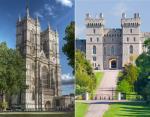 Вестминстерское аббатство - Часовня Святого Георгия