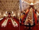 Прием после свадьбы Кейт прошел в Букингемском дворце, Меган - в часовне