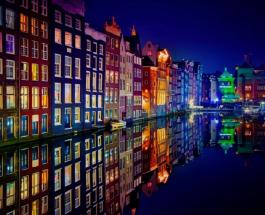 Красивые города в мире: 9 туристических мест которые выглядят как достопримечательности