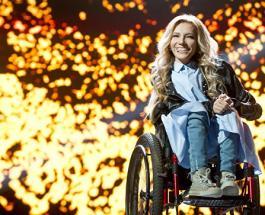 Евровидение 2018 - второй полуфинал: как после массы критики выступила Юлия Самойлова