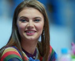 Алина Кабаева именинница: спортивная карьера и личная жизнь Олимпийской чемпионки