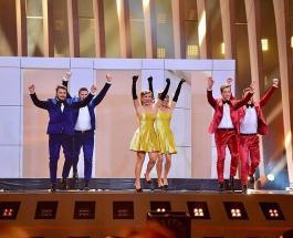 Евровидение 2018: Филипп Киркоров показал закулисье выступления своих подопечных из Молдовы
