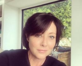 """Шеннен Доэрти в больнице: Бренда из """"Беверли Хиллз"""" продолжает бороться с раком"""