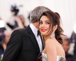 Инцидент на Met Gala: Амаль Клуни разозлила известного дизайнера проигнорировав его наряд