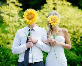 Фото звезд в день свадьбы: 10 влюбленных знаменитостей и их счастливых вторых половинок