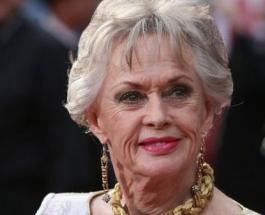 Мама Мелани Гриффит: 88-летняя Типпи Хедрен стала лицом известного бренда