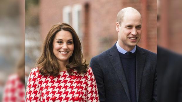 Принцесса Шарлотта и Принц Луи повторили снимок старшего сына Кейт Миддлтон с сестрой