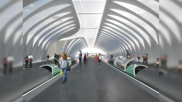 Илон Маск продемонстрировал туннель под Лос-Анджелесом