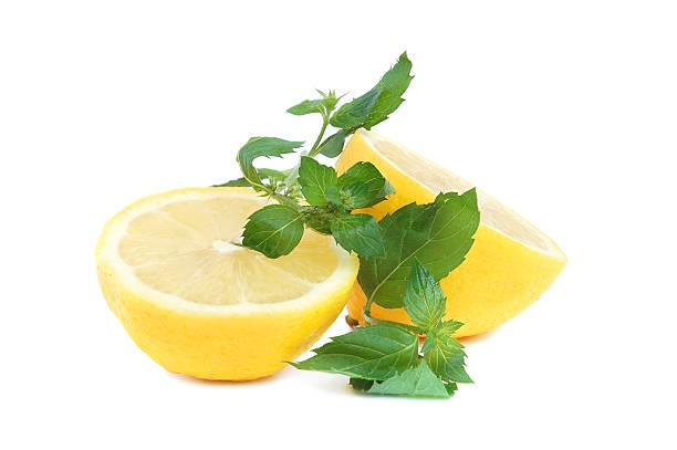 лимон мята
