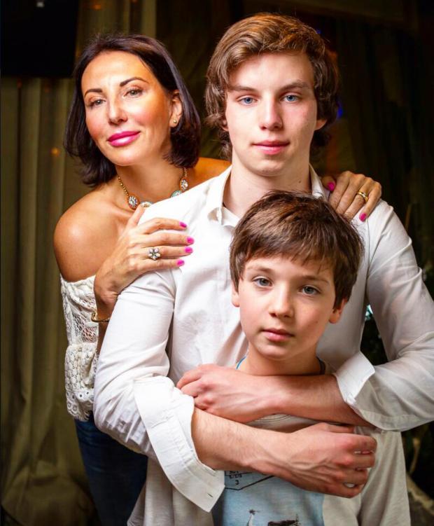 Семья Смеховых
