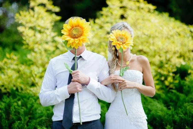 Фото звезд в день свадьбы: 10 счастливых знаменитостей и их счастливых вторых половинок