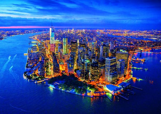 Где живут долларовые миллиардеры: топ-10 самых богатых городов мира