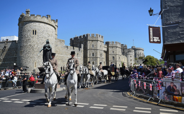 Свадьба Принца Гарри и Меган Маркл: в Виндзоре прошла репетиция торжества