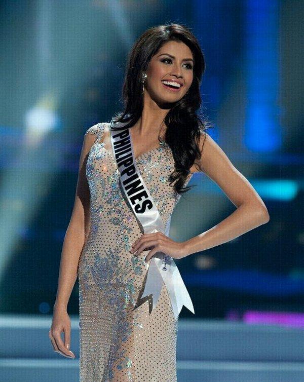 """Мисс Вселенная 2011 станет мамой во второй раз: красавица показала """"беременное"""" фото"""