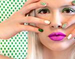 Стильный маникюр: новые тенденции украшения ногтей на лето 2018 года
