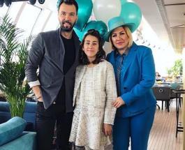 Ева Польна и Денис Клявер поздравили дочку с 13-летием: на кого похожа Эвелин