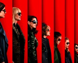 Восемь подруг Оушена: женская версия триллера лидирует в прокате опережая по сборам оригинал