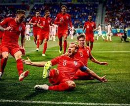 ЧМ по футболу 2018: игра Англии против Туниса стала популярнее королевской свадьбы