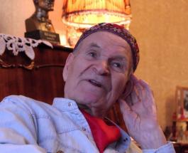 Михаил Рожков скончался в возрасте 99 лет: балалаечник-виртуоз немного не дожил до 100 лет