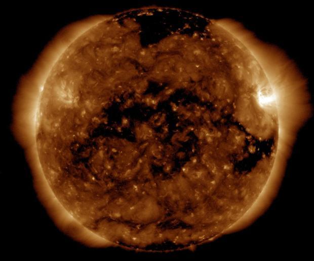 Вконце июня Землю накроет магнитная буря