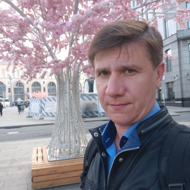 Александр Бегак