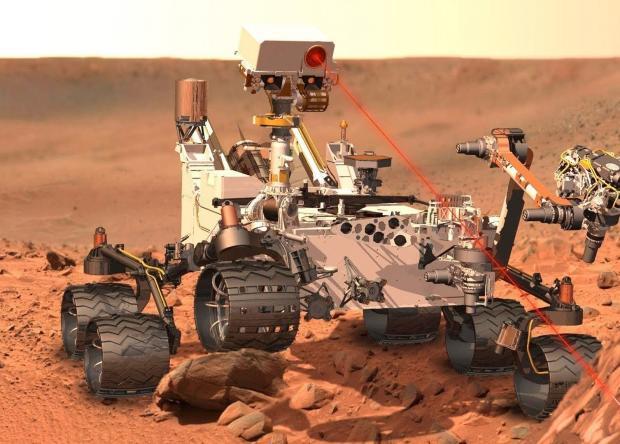 Мощный ураган на Марсе поставил выполнение миссии NASA под угрозу